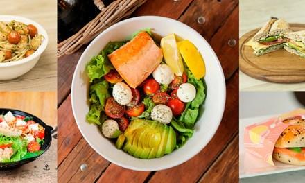 PedidosYa acerca a sus clientes platos frescos y saludables para enfrentar el verano