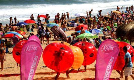 Kotex inaugura la temporada de sunsets en La Paloma con una fiesta en La Balconada