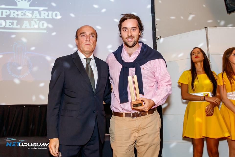 Felipe Albanell obtuvo el premio Empresario del Año
