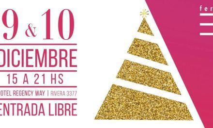 Feria Estilo cierra el año 2017 con su sorprendente 'Edición Navidad', sábado y domingo en Regency Way Montevideo