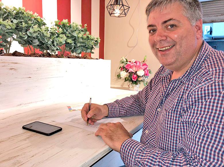 Marcel Calzados comienza el 2018 como Marca País