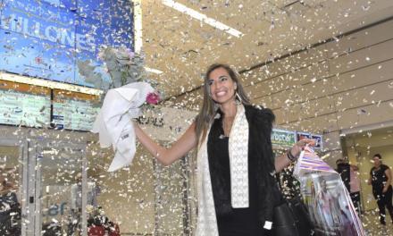 Récord histórico para el Aeropuerto de Carrasco con dos millones de pasajeros en el año