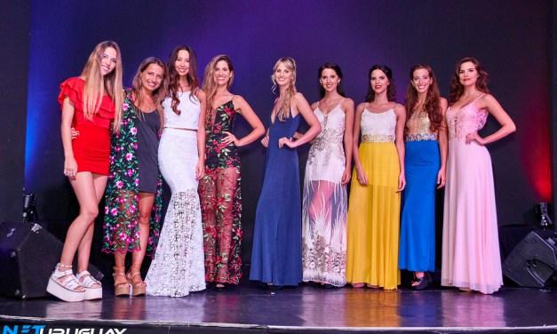 Ciclo de Moda Fashionably mostró las colecciones de Stefany Real y vestidos de cocktail de la Arena