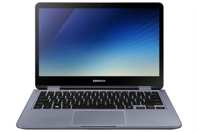 Samsung presenta la nueva Notebook 7 Spin (2018), una laptop flexible para el uso diario