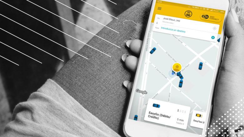 Easy es la primera aplicación de transporte que permite pagar en pesos con tarjeta de crédito