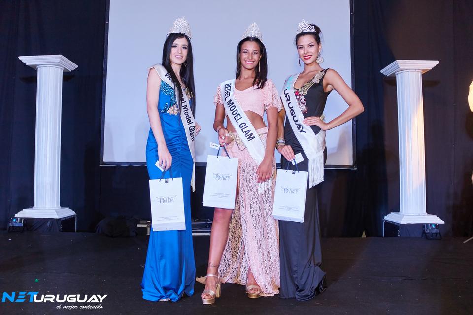 Soledad Larrosa es la nueva Bethel Model Glam, y Roxanne Machin la Chica NetUruguay 2018