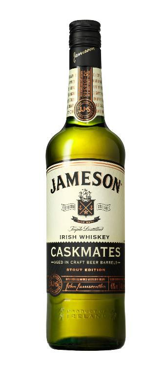 Jameson Caskmates Stout Edition llega a Uruguay para dar vida a una clásica tradición irlandesa