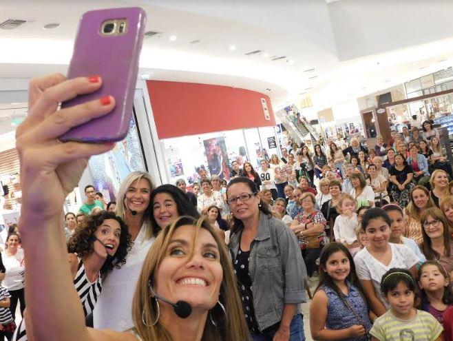 Las Piedras Shopping celebró el Día de la Mujer con un evento exclusivo para ellas