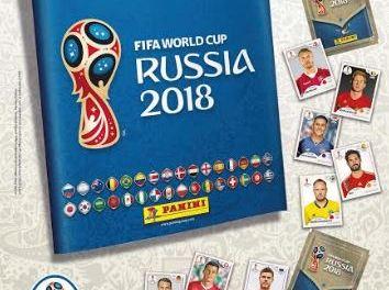 El álbum de la Copa Mundial de la FIFA Rusia 2018™ ya está disponible en Uruguay