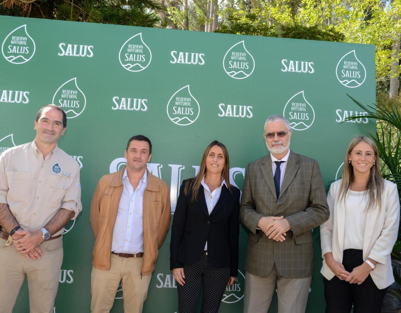 La Reserva Natural Salus renueva su propuesta en el Día Mundial del Agua