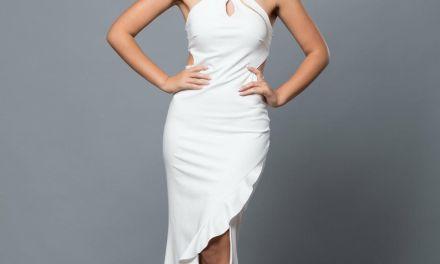 Fiorella Marzano viaja a Egipto para participar del Miss Eco International en su cuarta edición