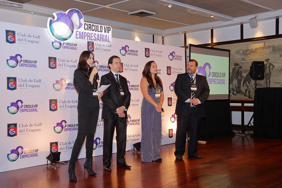 Círculo Vip Empresarial se consagra en Montevideo!