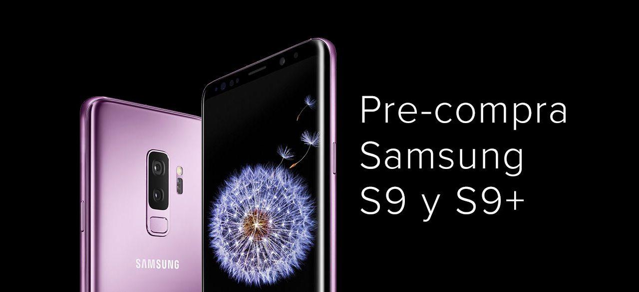 Mercado Libre inauguró la preventa de los smartphones Samsung Galaxy S9 y Galaxy S9+