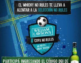 William Lawson's te lleva a Rusia a la #CopaNoRules