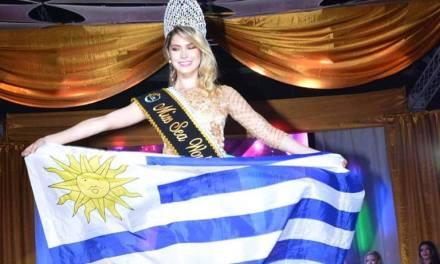 Tania de los Santos fue coronada Miss Sea World 2018 en Perú