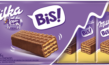 """Milka presenta las nuevas obleas bañadas en chocolate """"Milka Bis"""""""