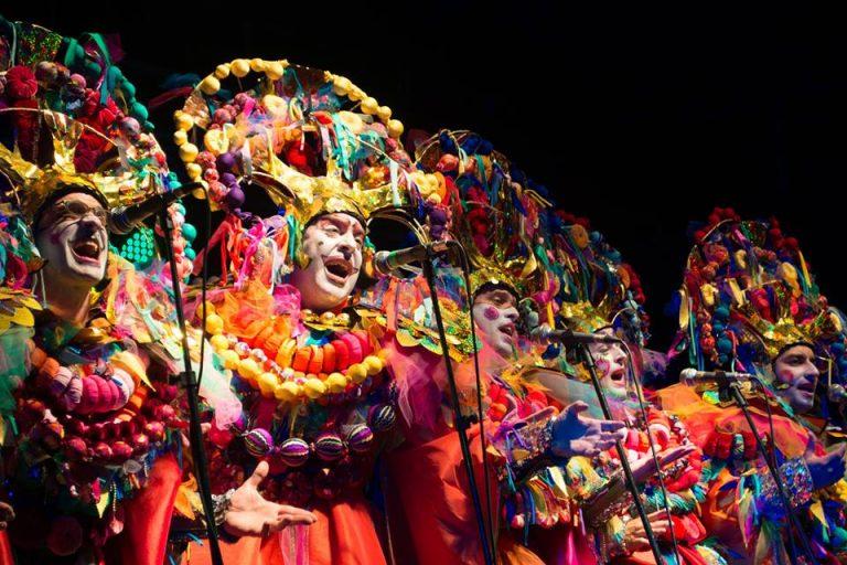 ALEGRÍA DE LOS CARNAVALEROS: se celebrará el Día del Artista del Carnaval