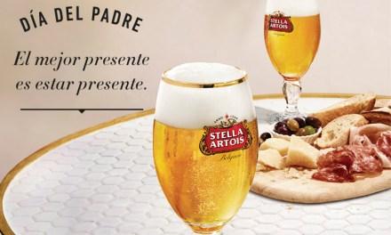 Stella Artois invita a compartir momentos únicos en el Día del Padre
