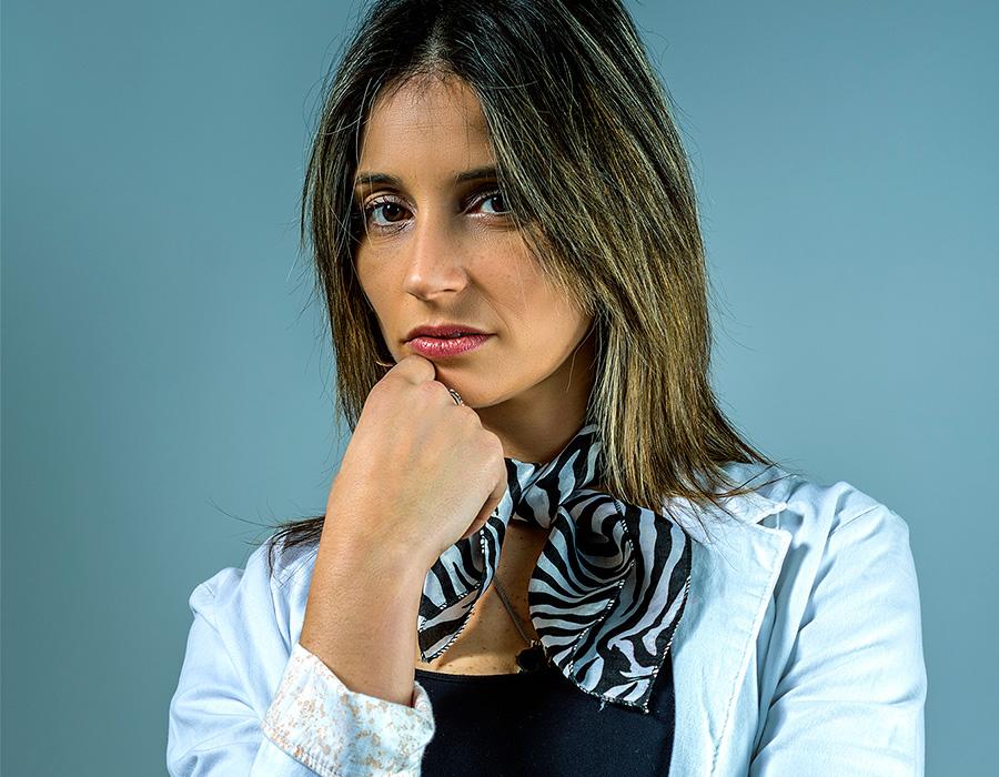 Marcia Fernández: una modelo que pisa fuerte en la capital, y le da fuerza a su emprendimiento