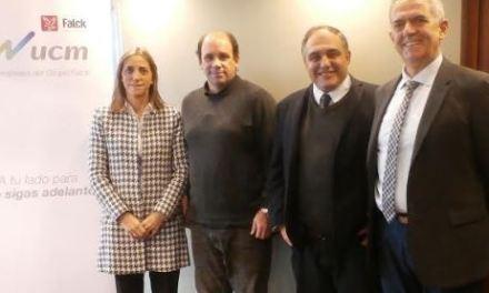 ucm extiende su convenio con la Unión de Rugby del Uruguay