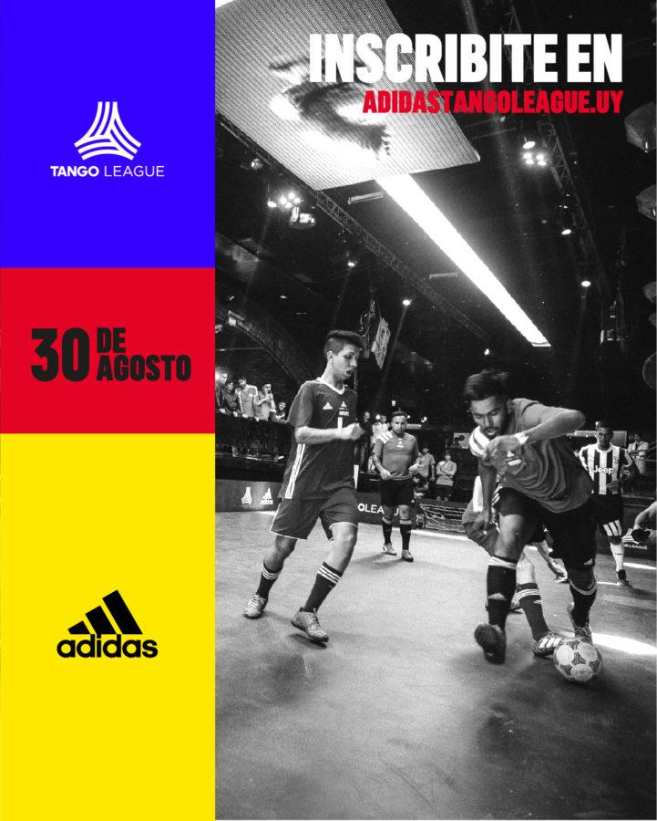 """adidas invita a los uruguayos a demostrar sus destrezas futbolísticas en el torneo """"Tango League"""""""