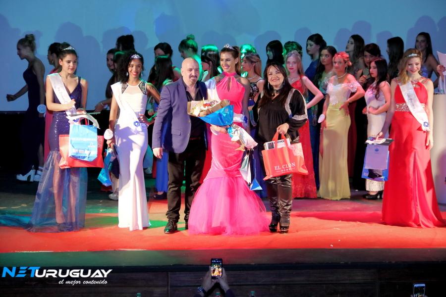 Antonela Lima obtuvo el título de Miss Primavera 2018