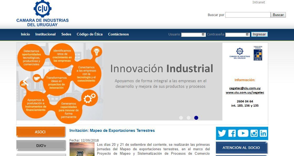 Cámara de Industrias lanza concurso para respaldar nuevos emprendimientos