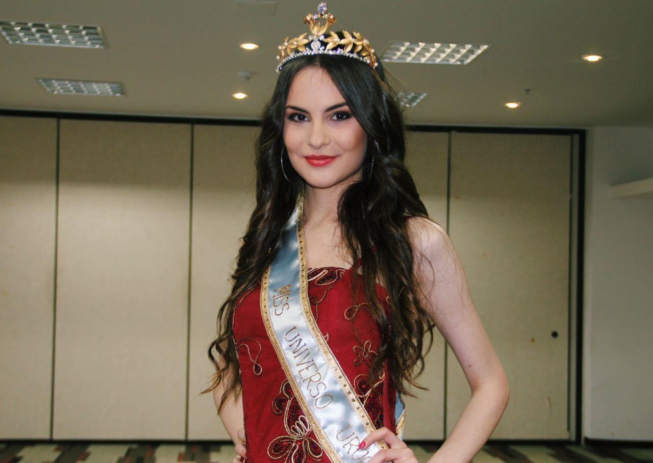 Sofía Marrero será quien represente a Uruguay en Miss Universo 2018