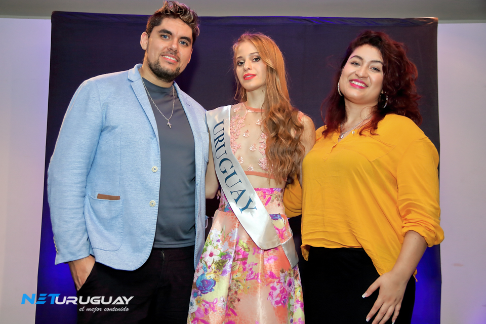 Lincy Colman es la nueva World Top Model Uruguay, y viajará a la final mundial en Italia