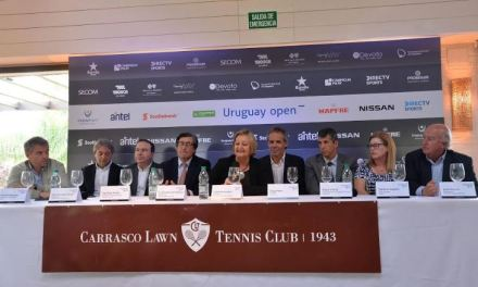DIRECTV transmitirá por séptimo año consecutivo el Uruguay Open