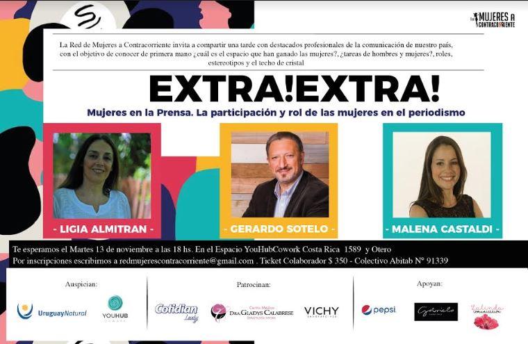 EXTRA! EXTRA! La participación y rol de las mujeres en el periodismo