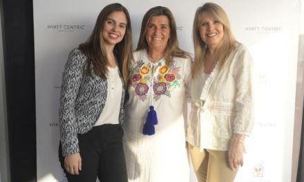 La Asociación Casa Ronald McDonald y Agó Páez  invitaron a encontrar el sol interior