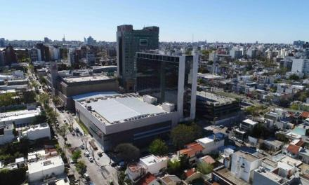 Saceem finalizó una nueva etapa en la ampliación de Punta Carretas Shopping