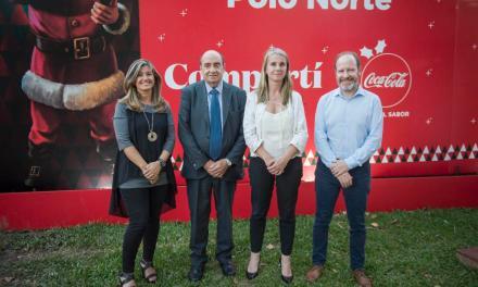 """Coca-Cola FEMSAy Grupo Disco comparten la magia de las Fiestas con un """"Viaje al Polo Norte"""""""