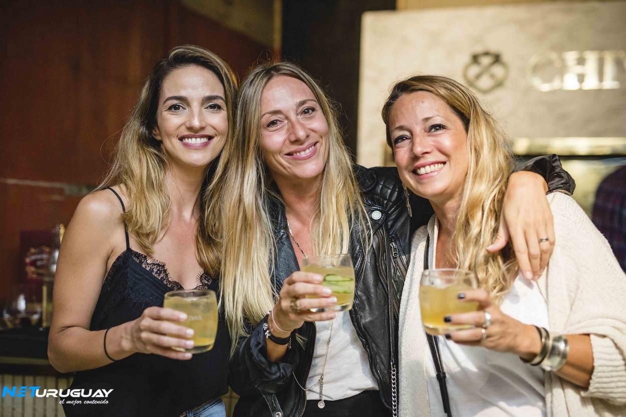 Chivas Regal brindó un Cocktail Experience en Casa Babel de Punta del Este