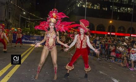 Carnaval 2019: Te mostramos más de 300 imágenes del primer desfile en Montevideo