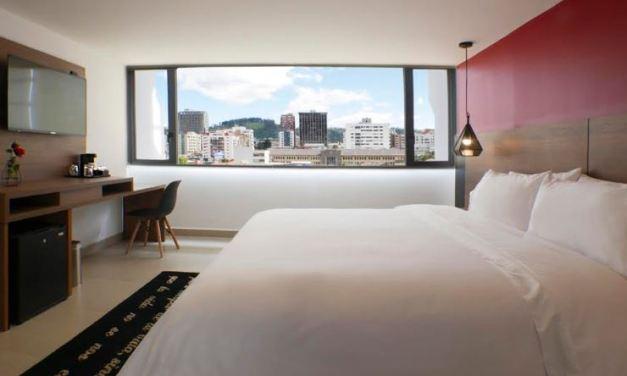 Park Inn by Radisson abre sus puertas en el centro de Quito, tras una renovación de 4,5 millones de dólares