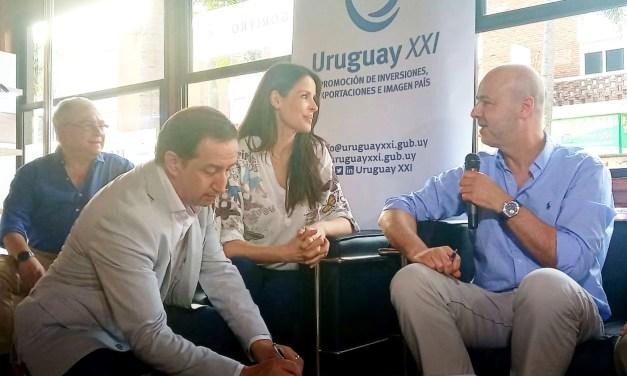 La prestigiosa revista Uruguaya Estilo Punta Internacional es denominada Marca País