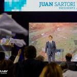 Ante más de 6000 personas, Sartori se comprometió a generar 100 mil nuevos puestos de trabajo