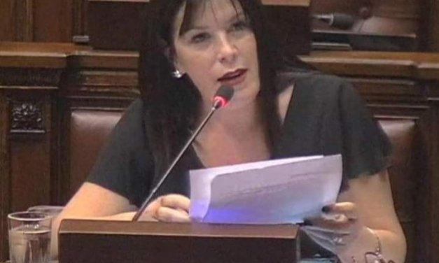 Lourdes Rapalin: «es necesario un cambio de gobierno porque nos han dejado a la deriva, sin respeto, sin valores y han dividido a la familia»