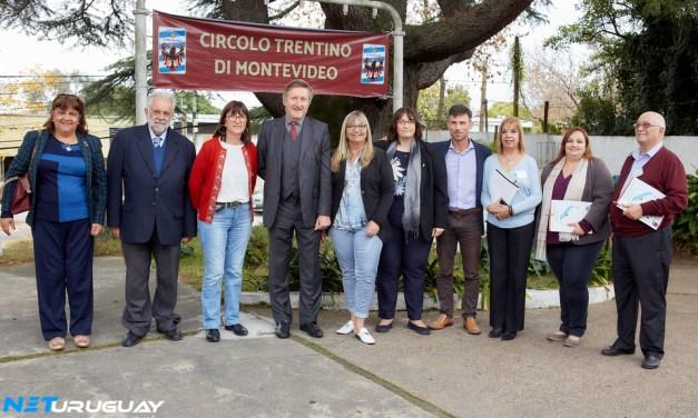 Se realizó en IV Encuentro Nacional Trentino en Montevideo