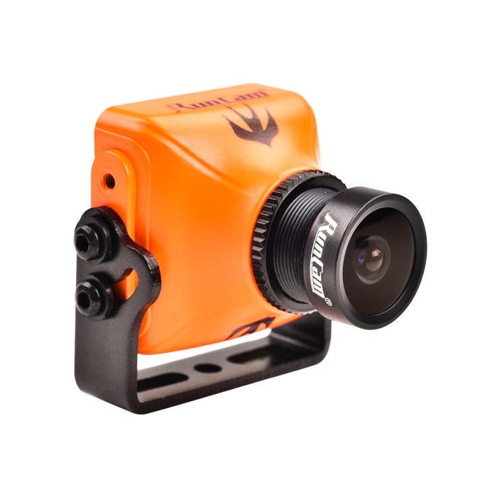 RunCam Swift 2 CCD 600TVL NTSCミニカメラFOV 130/150/165 IRブロックされたw / OSD MIC / FPV RCドローン