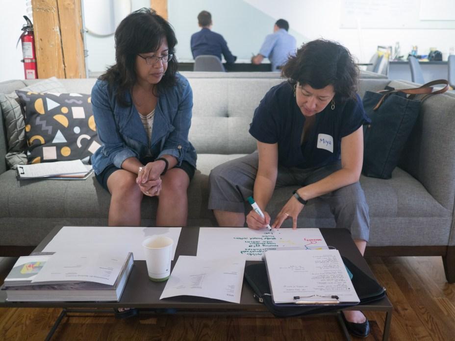 Wye River Design Team Meeting, June 5-6 2017, Oakland, California