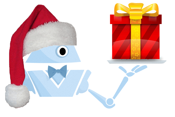 Merry Christmas from UBot!