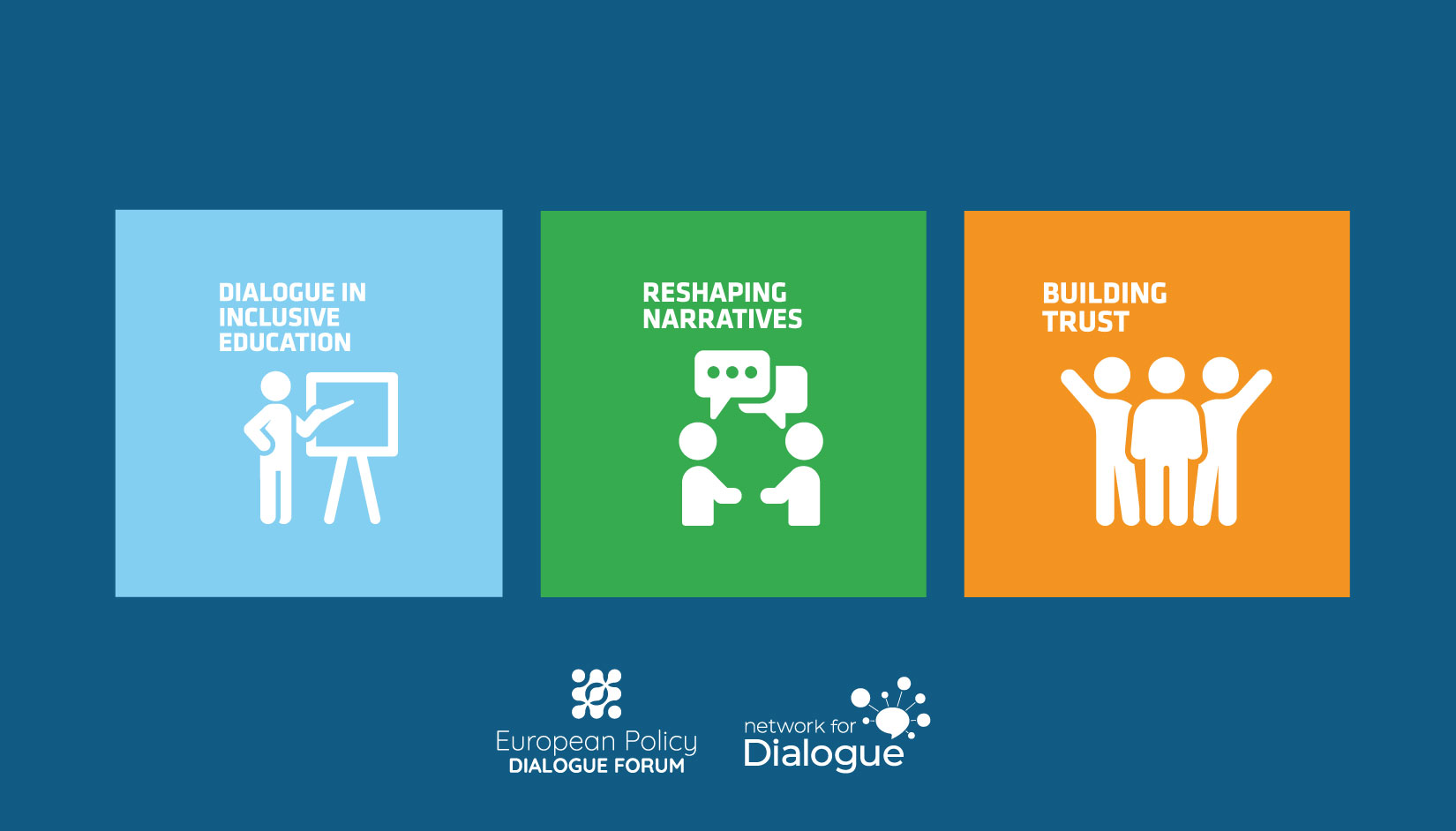 The Network for Dialogue published three policy briefs