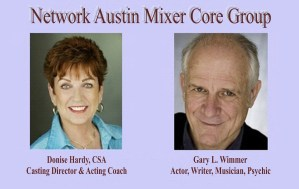 Core Group of the Network Austin Mixer