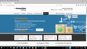 In Motion has the best web hosting solutions for small business