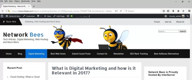 Your Blog as a Digital Marketing Asset