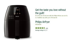 What is an AirFryer? Introducing oil-less cooking with Air Fryers