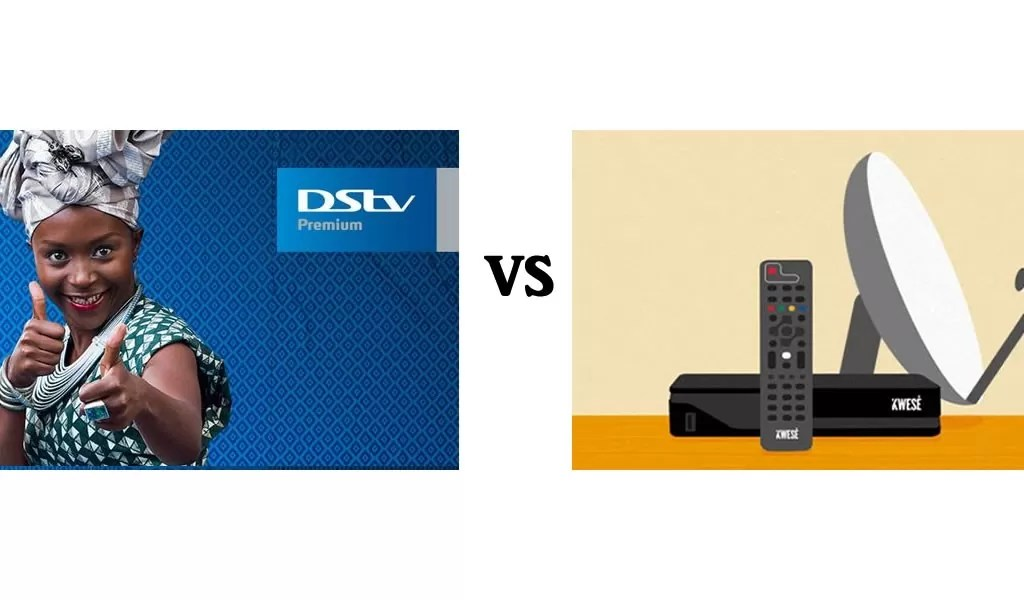 Kwese TV vs DSTV